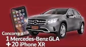 Shopping Ibirapuera Promoção Dia das Mães 2019 Mercedes Benz e 20 iPhones XR