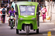Boracay Public Transportation