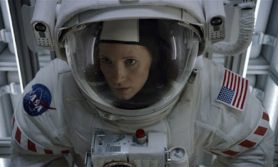 Jessica Chastain as mission commander Melissa Lewis