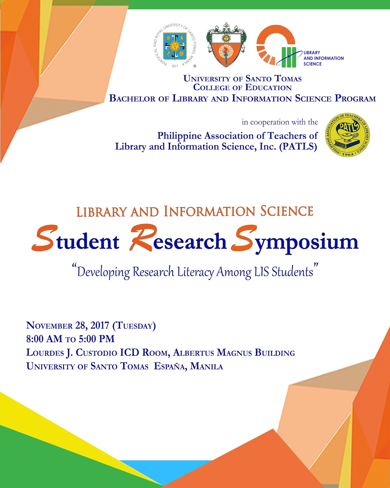 PLAI - Southern Tagalog Region Librarians Council: Student ...