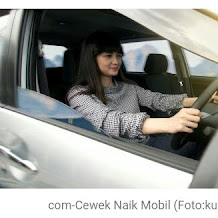 Tips Buat Cewek Yang Akan Berkendara Mobil Sendiri