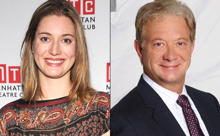 Scandal - Season 6 - Zoe Perry to Recur