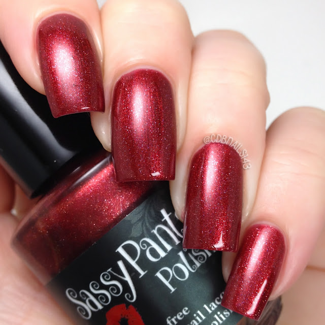 Sassy Pants Polish-Morrigan