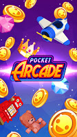 Pocket Arcade by Kuyi Mobile | Geeky Juan