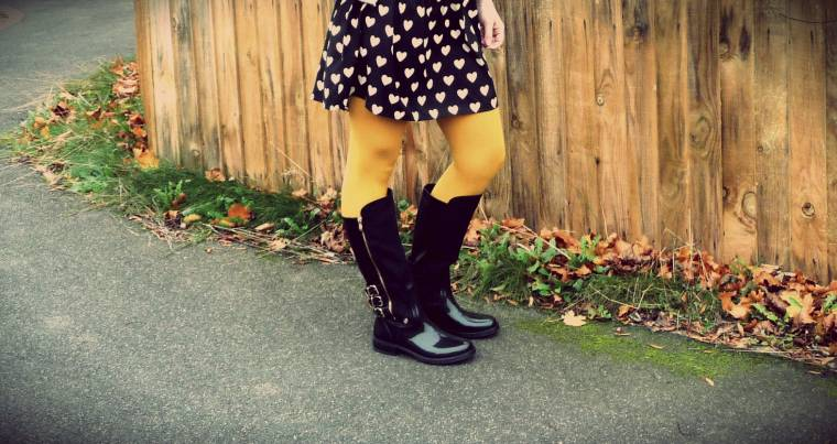 Posh Wellies From Lotus Shoes: Review