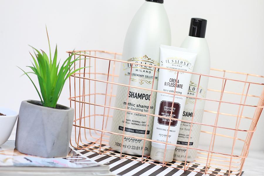 Pielęgnacja z Il Salone Milano | Szampon + odżywka do włosów normalnych i suchych oraz krem wzmacniający kolor
