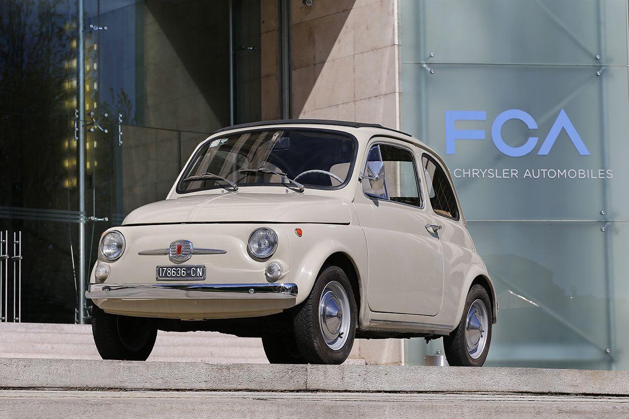 Το Fiat 500 στη συλλογή του Μουσείου Μοντέρνας Τέχνης στη Νέα Υόρκη