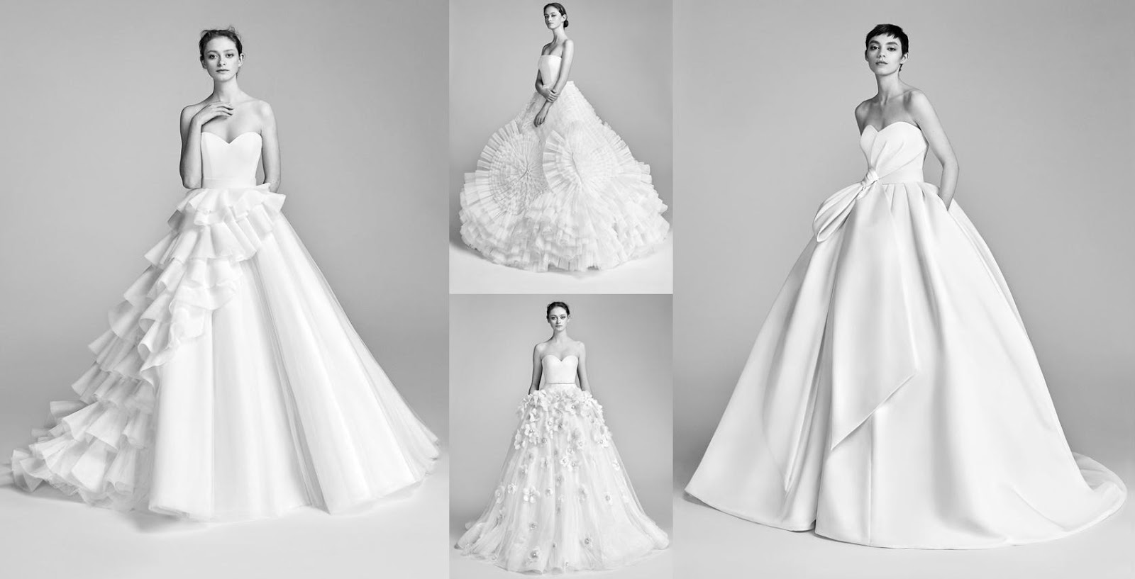 Viktor&Rolf Wedding Dress 2018