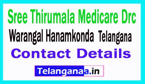 Sree Thirumala Medicare Drc Private Limited Hanamkonda Telangana
