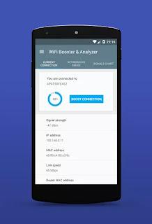 Cara Meningkatkan Kekuatan Sinyal Wifi Android, Sangat Ampuh!!! Naik Hinggal 65%