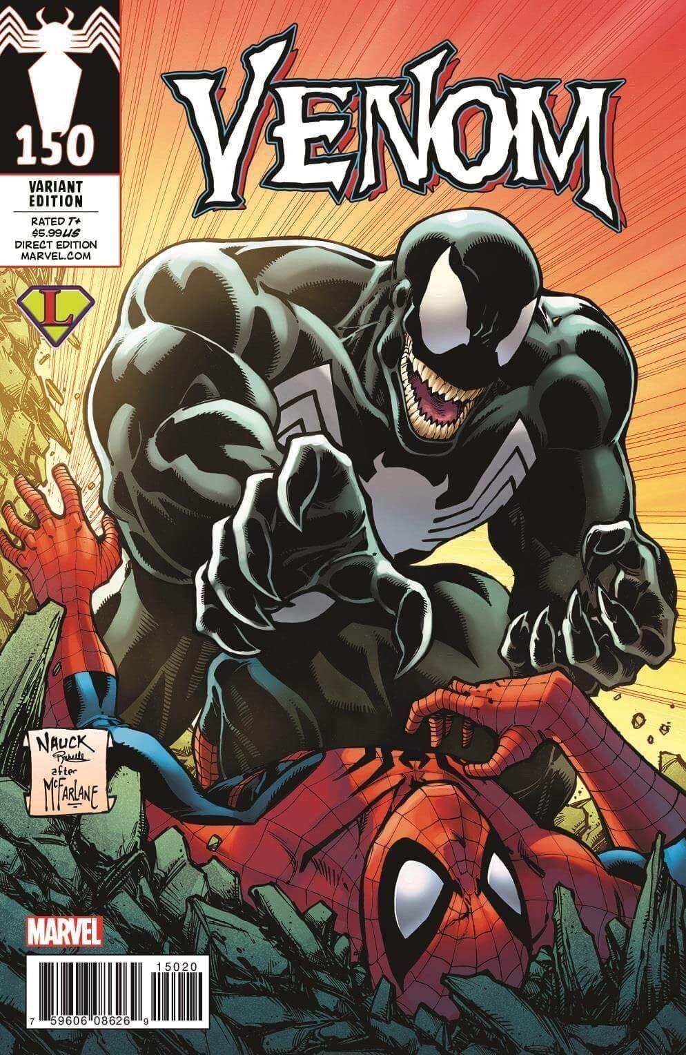 The Venom Site: venom 150 variants