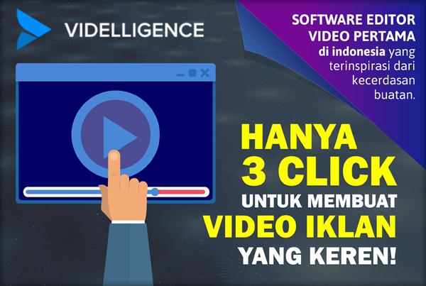 Videlligence; Pembuat Video Iklan Terkeren