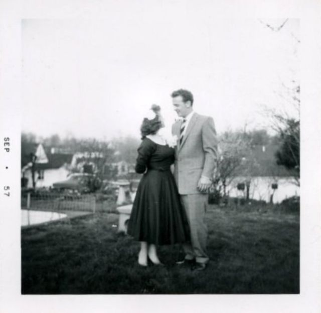 What was dating like in the 1950s