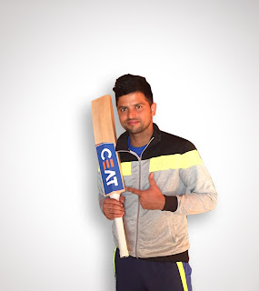 CEAT signs 3-year bat endorsement deal with Suresh Raina