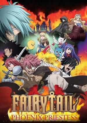 Fairy Tail: La Sacerdotisa del Fénix | Cast/Ing/Jap+Sub | BDrip | MKV-1080p