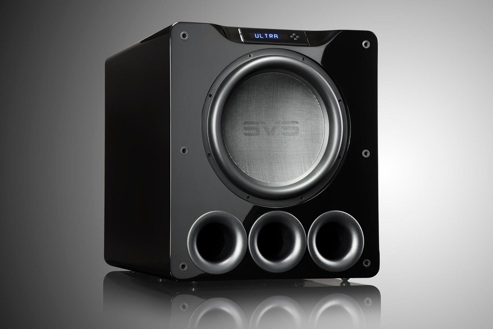 Maxx Audio Visual: Audioholics Review : SVS PB16-Ultra subwoofer