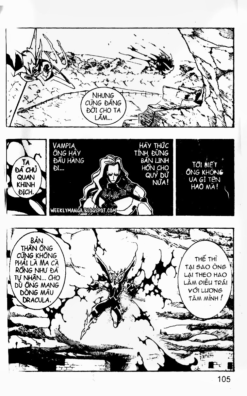 Shaman King [Vua pháp thuật] chap 103 trang 3