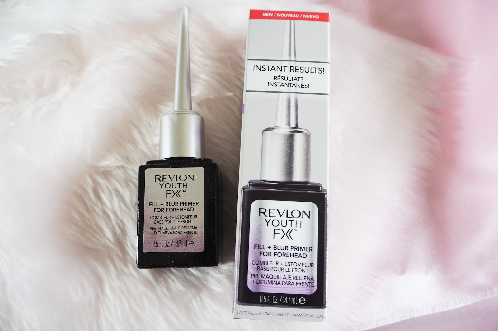 Revlon Youth Fix Fill and Blur Primer for Forehead Review