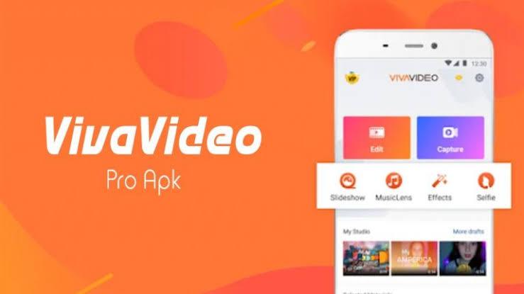 cara menggabungkan video dengan aplikasi VivaVideo