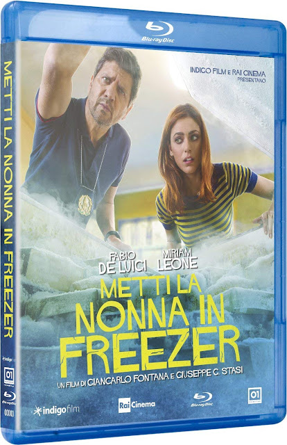 Metti La Nonna In Freezer Home Video