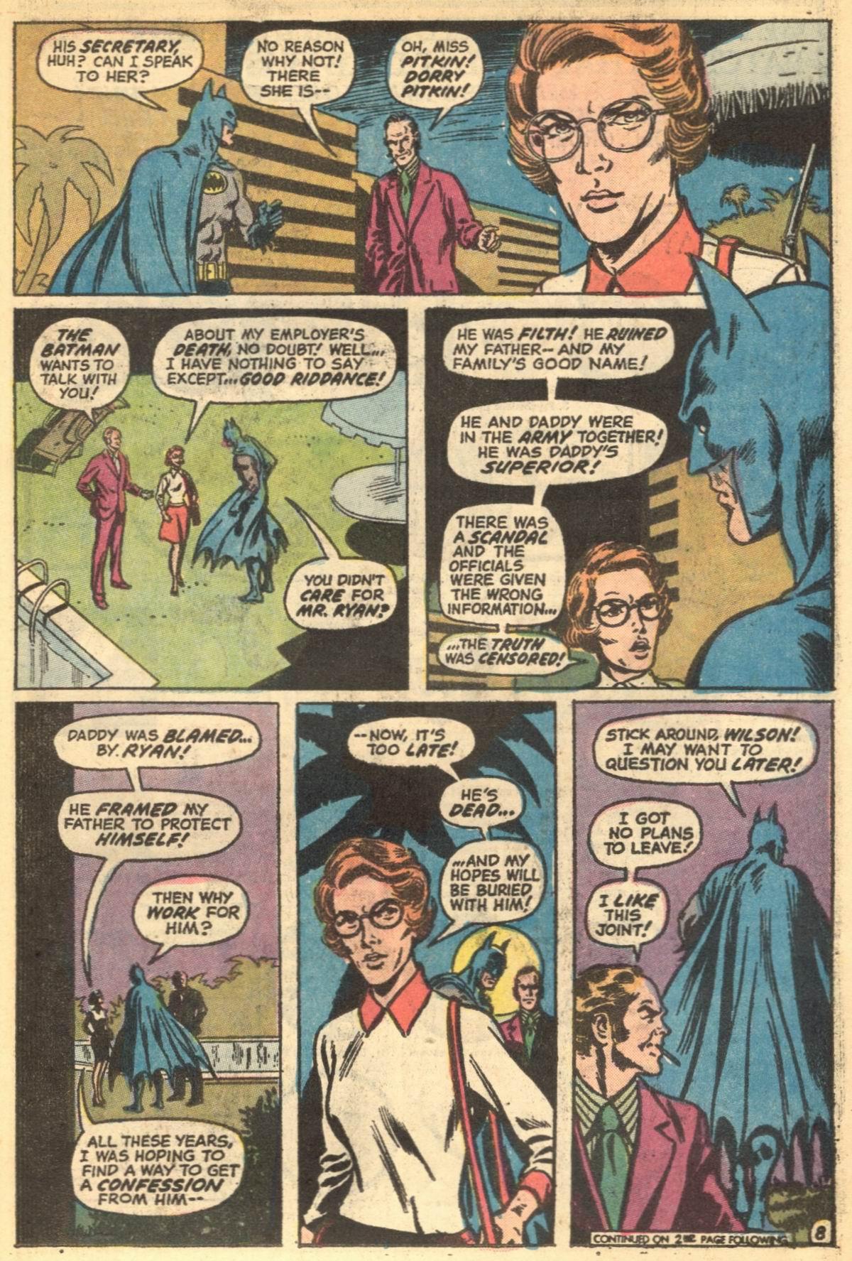 Detective Comics (1937) 431 Page 10