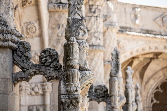 Claustro Alto, Monasterio de los Jerónimos :: Canon ISO200 | Canon 70-200@135mm | f/4.0 | 1/250s