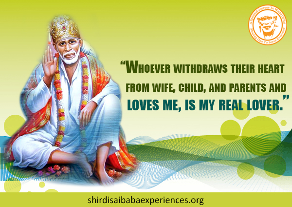 Baba Is My Mother And Father - Sai Devotee Varsha