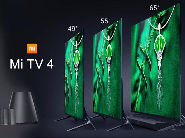 Xiaomi Introduces Mi TV 4 on 4K HDR Smart TV