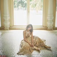 Samantha Ruth Prabhu Stunning in Brown Wedding Lehena ~  Exclusive Celebrities Galleries 009.jpg