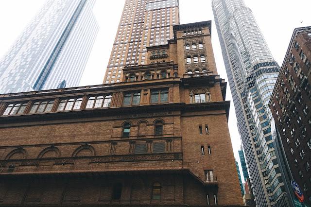 カーネギー・ホール(Carnegie Hall)