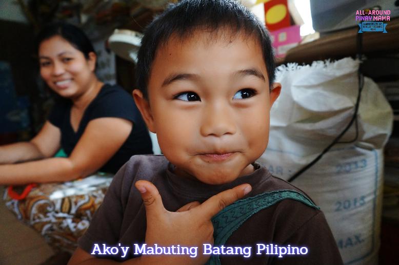 All-Around Pinay Mama, Ako'y Mabuting Batang Pilipino, SJ Valdez, Tula sa Filipino