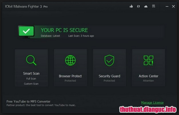 Download IObit Malware Fighter Pro 6.4.0.4919 Full Key