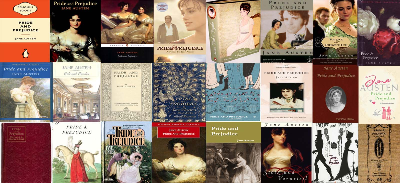 pride prejudice jane austen essays Themes of pride and prejudice word access to over 100,000 complete essays and there are three main themes in the novel pride and prejudice by jane austen.