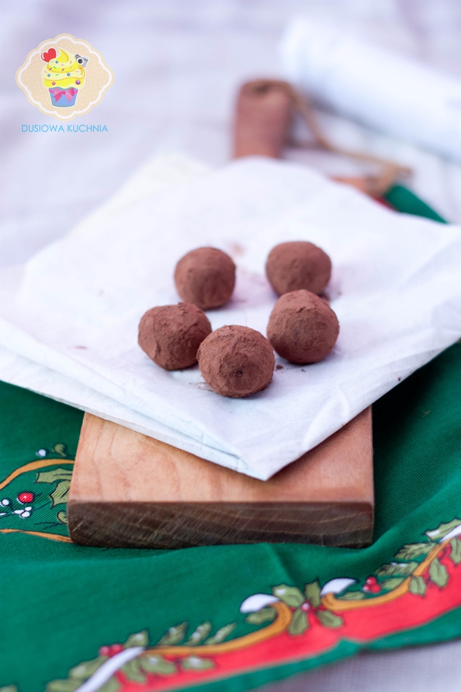 trufle marcepanowe, trufelki marcepanowe, kulki marcepanowe, kartofelki przepis