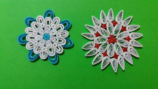 Ornamente quilling