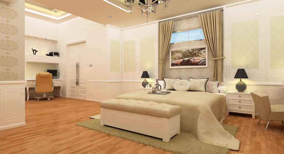 Master Bedroom \