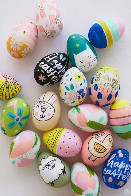 26+ Creative DIY Easter Decorating Ideas You Will Make