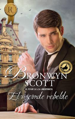 Bronwyn Scott - El Vizconde Rebelde