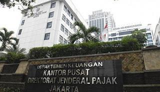 Kantor Direktorat Jenderal Pajak Jakarta