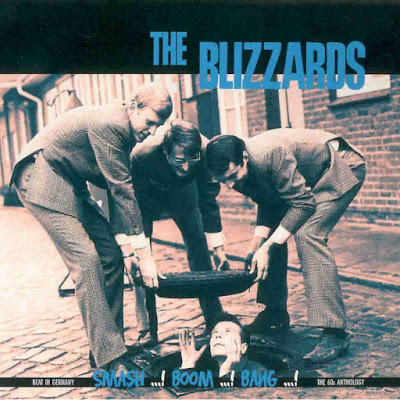 The Blizzards - Beat In Germany/The 60s Antology - Smash Boom Bang