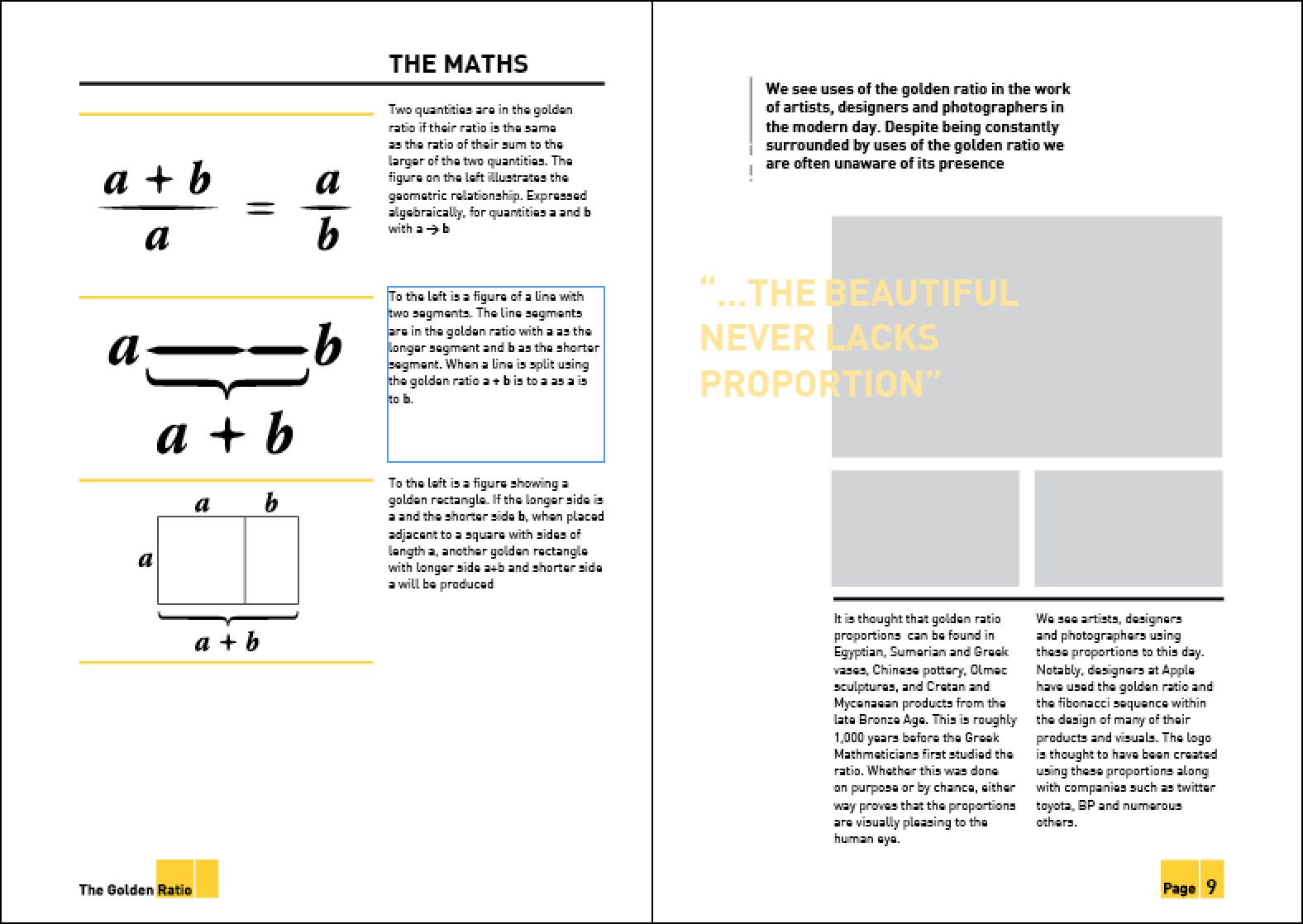 Design Practise Ougd405 Studio Brief 3 Page Layout Indesign 22