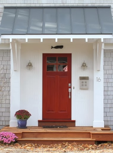 17 Coastal Nautical Front Door Decor Ideas with