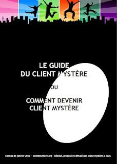 Guide du client mystere