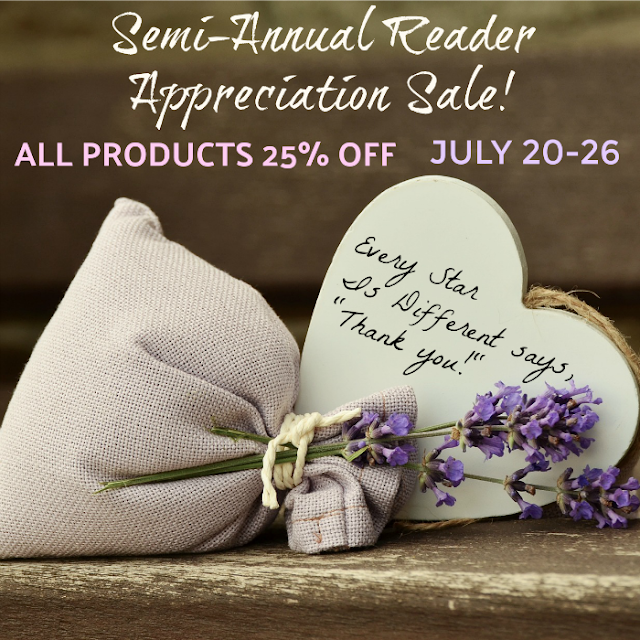 Semi-Annual Reader Appreciation Sale