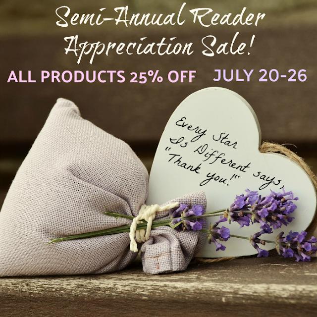Semi-Annual Reader Appreciation Sale