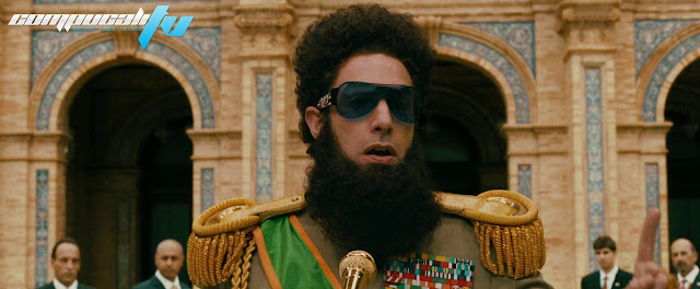 The Dictator 720p HD Español Latino Dual Descargar 2012