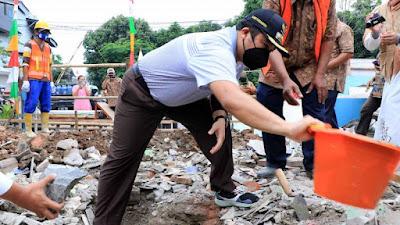Program KOTAKU, Teras Jajan dan Gerai UKM Periuk Jaya dapat tingkatkan Perekonomian Warga