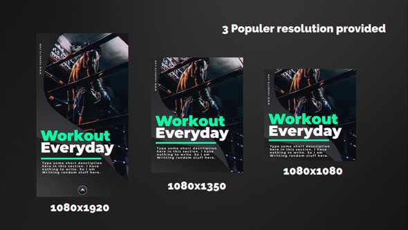 Sports Instagram Stories Free Download After Effects Templates Get