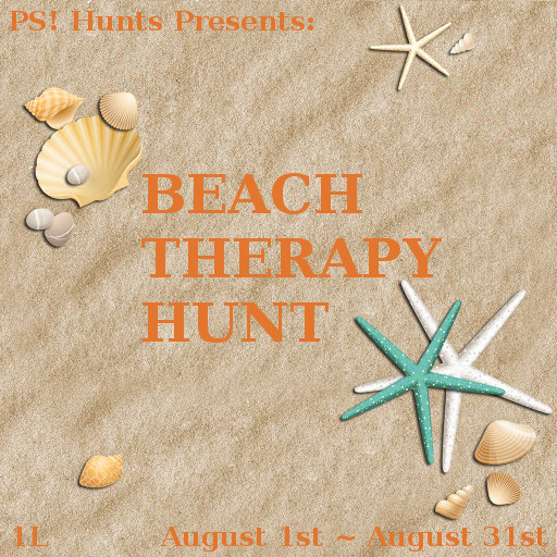 Beach Therapy Hunt