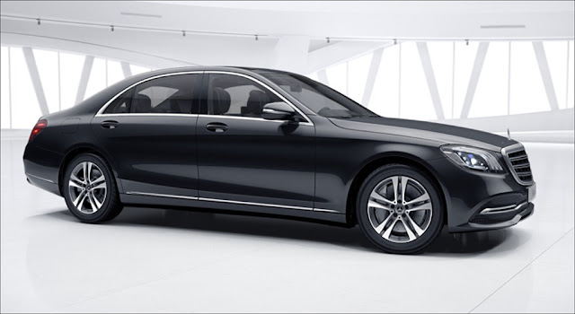Mercedes S450 L 2018 là chiếc xe sedan 5 chỗ thiết kế ngoại thất vô cùng sang trọng và lịch lãm